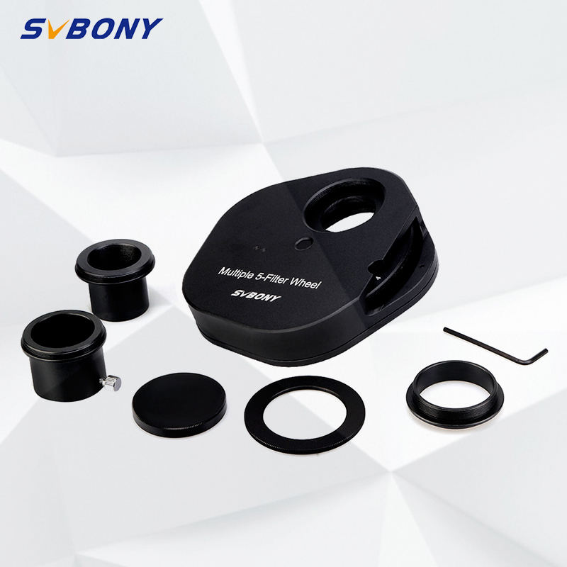 Svbony Eyepiece Filter Wheel Full Metal 1.25