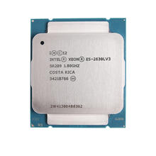 Intel Xeon E5 2630LV3 E5 2630L V3 Processor 8-cores 1.80GHZ 20MB 22nm LGA 2011-3 CPU