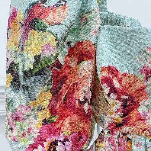 FCZHQ Women open back sexy print mini dress 322 3