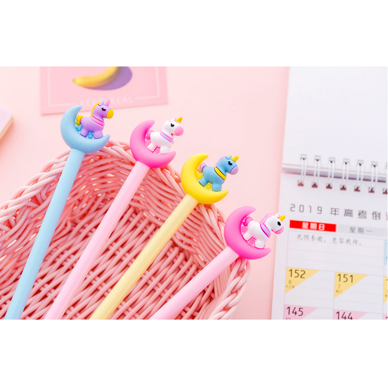 1pcs/lot Cartoon gel pen Signature Pen Gifts 3