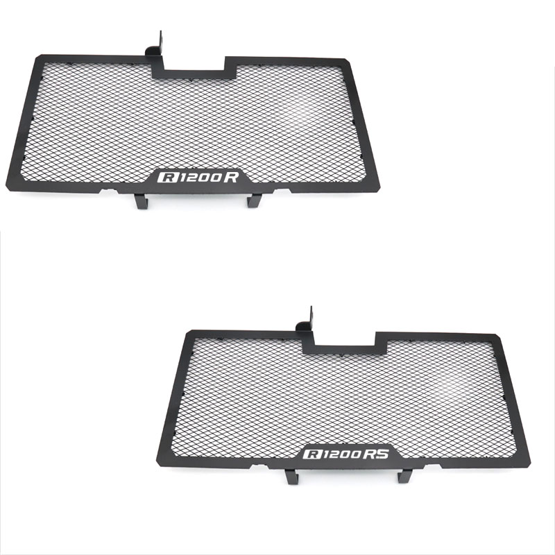 Motorcycle Radiator Grille Guard Protector Grill Cover Motor bike For <font><b>BMW</b></font> <font><b>R1200R</b></font> R1200 R R1200RS 2014-2017 2015 2016 image