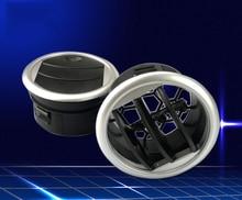 מקורי החלפת לשקע מיזוג אוויר ליפאן 320 מכשיר פנל אוויר Vent להב מזגן Vent לשלושה