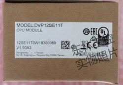 DVP12SE11R DC24V PLC 8DI 4DO przekaźnik nowy oryginał