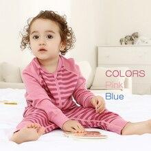 цена Merino wool bamboo fiber baby romper new born baby clothes long sleeve with zipper онлайн в 2017 году
