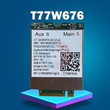 Lt4220 X12 LTE T77W676 917817-100 917816-001 4G M.2 450Mbps Modem LTE WWAN Para Elite X2 1030 G3 X360 EliteBook 1030 G3