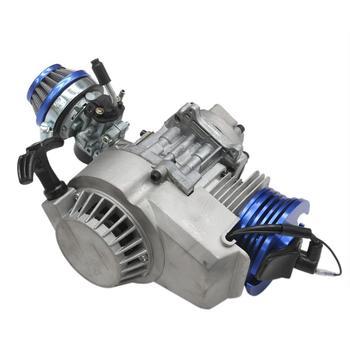 Motor de alto rendimiento para motocicleta