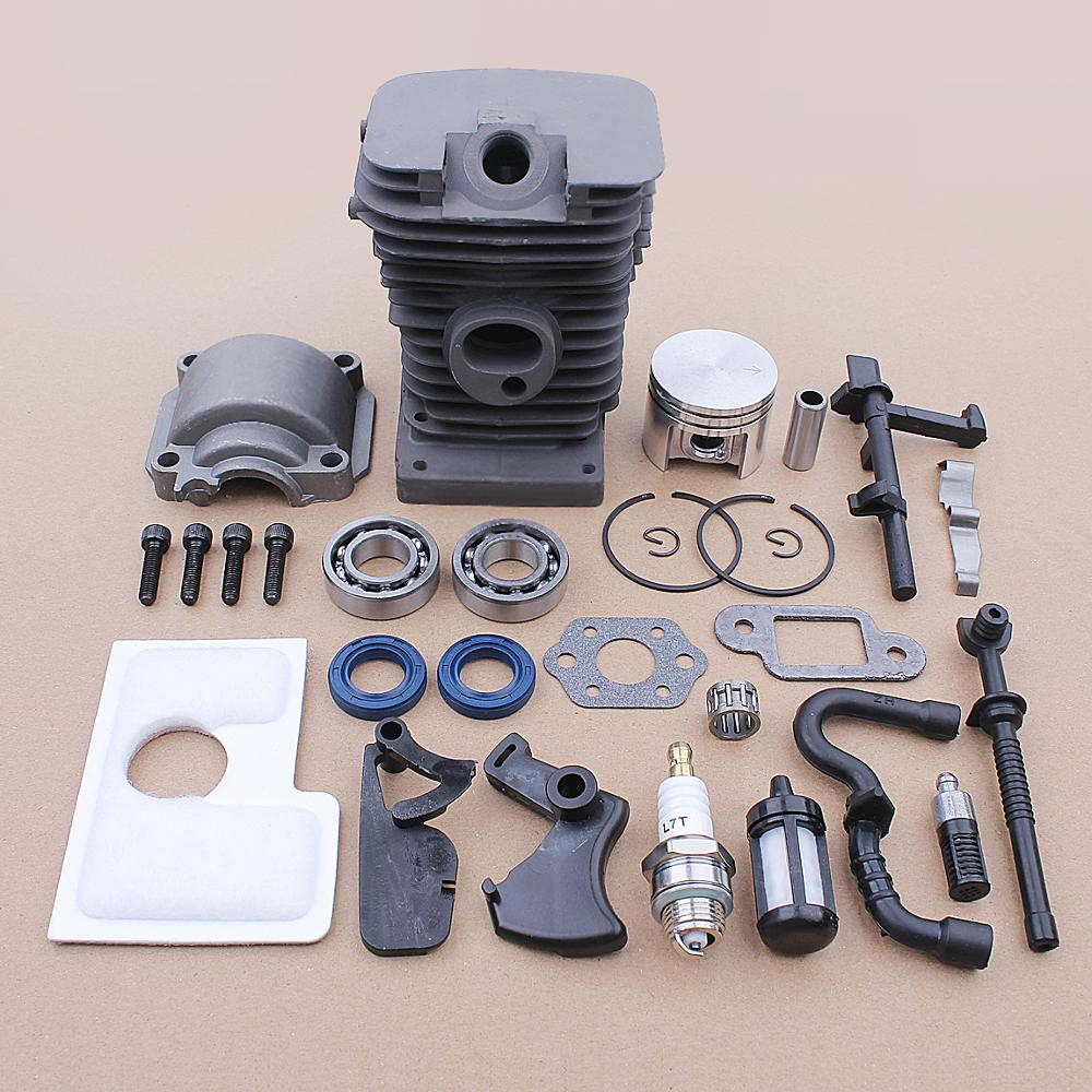 Cylinder Piston Kit For Stihl 017 MS170 018 MS180 Chainsaw Engine Motor Parts