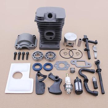 Crankshaft Piston 8mm Pin Kit For Stihl MS170 017 Chainsaw w Bearing Oil Seal