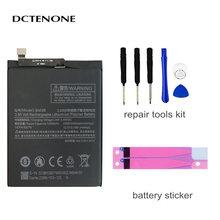 Аккумуляторная батарея dcteno bm3b для xiaomi mix 2 2s 3400