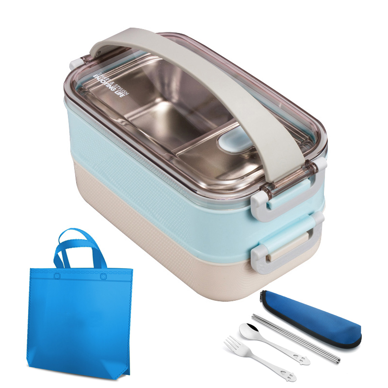304 Stainless Steel Lunch Box Thermos