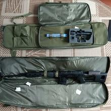 85/96/100/120 см пистолет сумка чехол страйкбол кобура рюкзак для охоты Винтовка Сумка Чехол квадратные сумки для переноски на открытом воздухе Принадлежности для оружия
