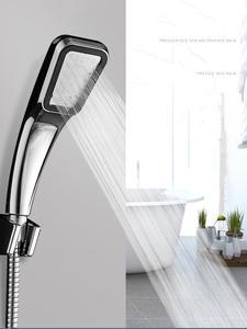 Shower-Head Balls Beads Boosting Utility-Head Bath Negative-Ion WATER-SAVING-FILTER High-Pressure