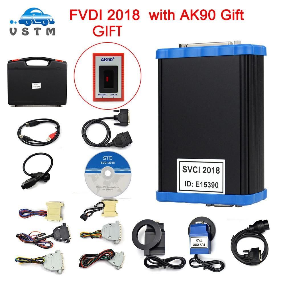 FVDI 2018 Full Set Support VVDI2 Key Programmer for BMW Immo