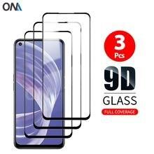 Screen Protector Voor Oppo A32 A52 A53 A73 A77 A91 A92 Gehard Glas Premium Volledige Bescherming Dekking Glas Film Voor oppo A93