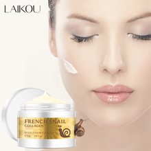 Snail Face Cream Hyaluronic Acid Anti-Wrinkle Anti-aging Facial Day Cream Collagen Moisturizer Nourishing Tight Skin Serum Care недорого