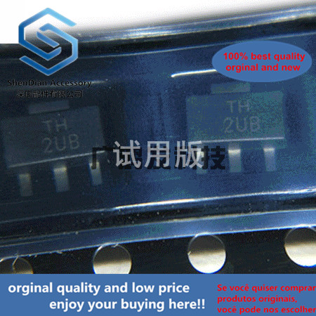 10pcs 100% Orginal New AP7365-25YRG-13 2.5V Low Dropout Regulator IC SOT-89