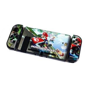 Image 5 - Marios抗指紋nintendスイッチnintendoswitch nsコンソールゲームのためのプロテクターアクセサリー & 親指キャップ