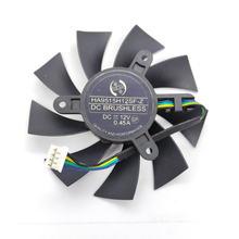 HA9515H12SF-Z DC12V 0.45A HA9215H12SF-Z 0.22A para MSI GTX950 2GD5 OC 1060G 6 3G R7 360 2GD5 OC OC Placa Gráfica ventilador de Refrigeração