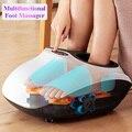 TheShy Electric 3D Shiatsu Kneading Foot Massager Infrated Heating Air Compression Feet Massage Stimulator Plantar Scraper