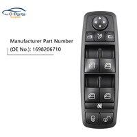 Interruptor Da Janela de poder Para Mercedes-Benz B-Klasse W245 W169 UM-Klasse A1698206710  1698206710  UM 169 820 67 10