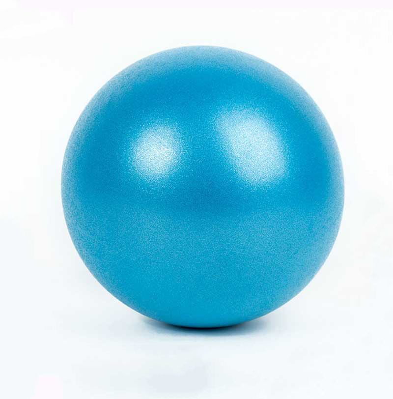 20 25cm Pilates ball yoga Ball Exercise Gymnastic Fitness Ball Balance Exercise Fitness Yoga Core and