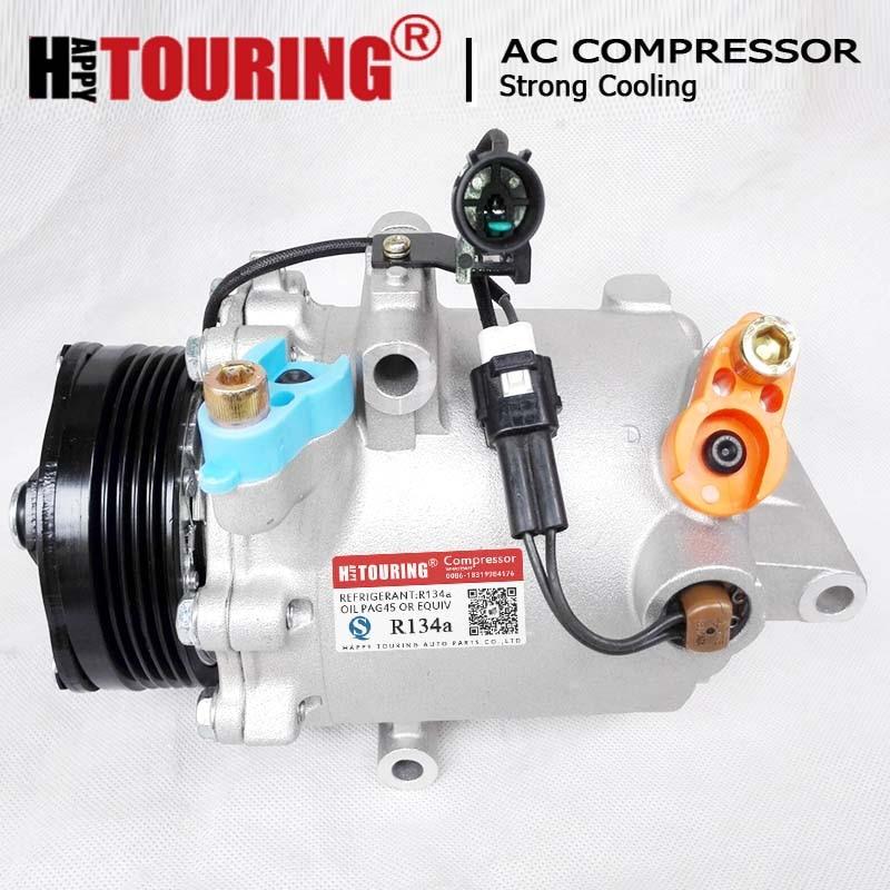 New A//C Compressor For Nissan Almera II Renault Megane II 2002-2014