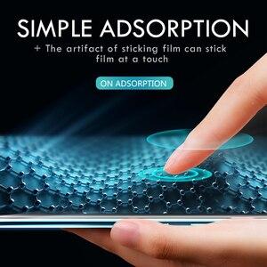Image 4 - 25D Hydrogel protector de pantalla de película para Huawei P30 Pro P20 Lite P10 Pro Lite película protectora para Honor 8 9 10 lite no cristal