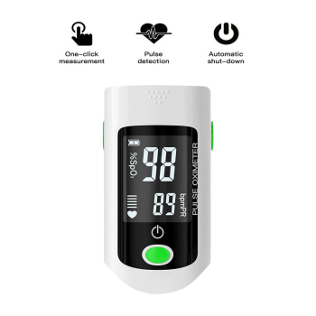 Blood oxygen finger pulse digital