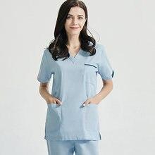 Одежда для мытья рабочая одежда врачей костюм с кисточками рук