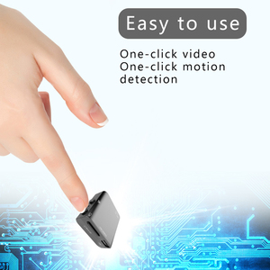 XD Mini Micro plus petit HD 1080P caméra Vision nocturne pour voiture à domicile espionnage Vision nocturne détection de mouvement caméscope
