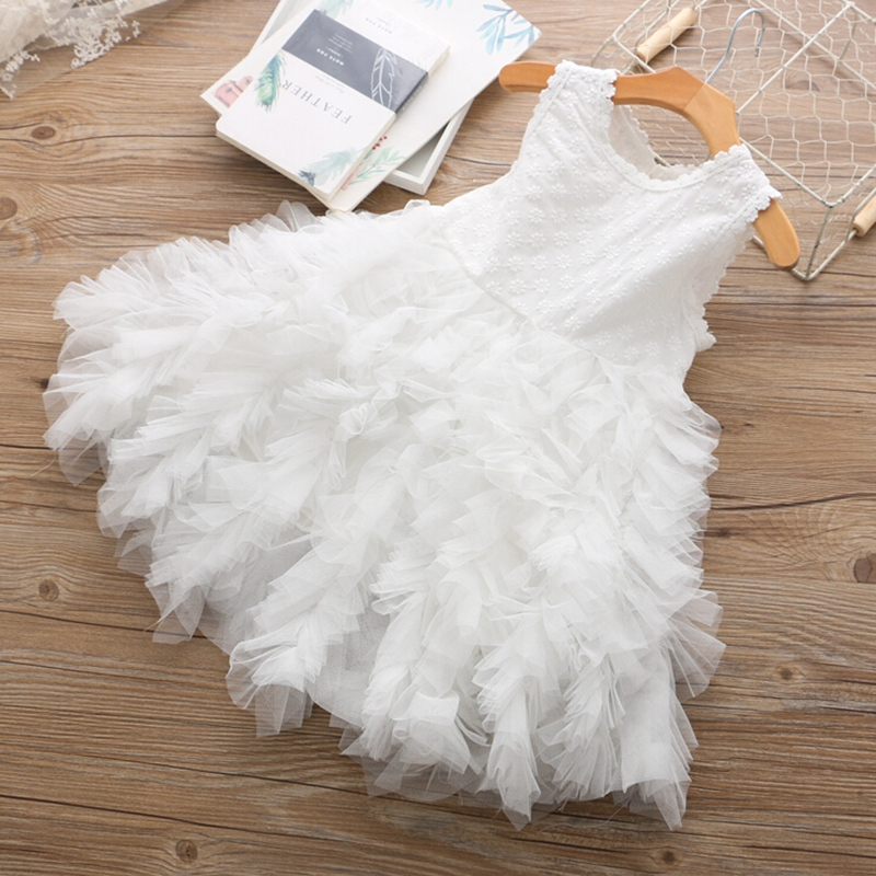 Hd2b74c49e7c142f98f4e93eb9287cc0cI Girls Dress 2019 New Summer Brand Girls Clothes Lace And Ball Design Baby Girls Dress Party Dress For 3-8 Years Infant Dresses