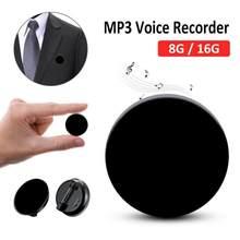 Mini Voice Recorder Audio Kinder Cartoon Aufnahme Stift Noise Reduction HIFI MP3 Musik Schnelle Lade Für Schulranzen Halsbänder