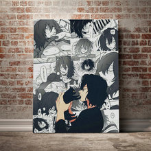 Decorazioni per la casa Shota Aizawa My Hero Academia Anime Poster stampe su tela pittura Wall Art Decor soggiorno camera da letto studio Decor