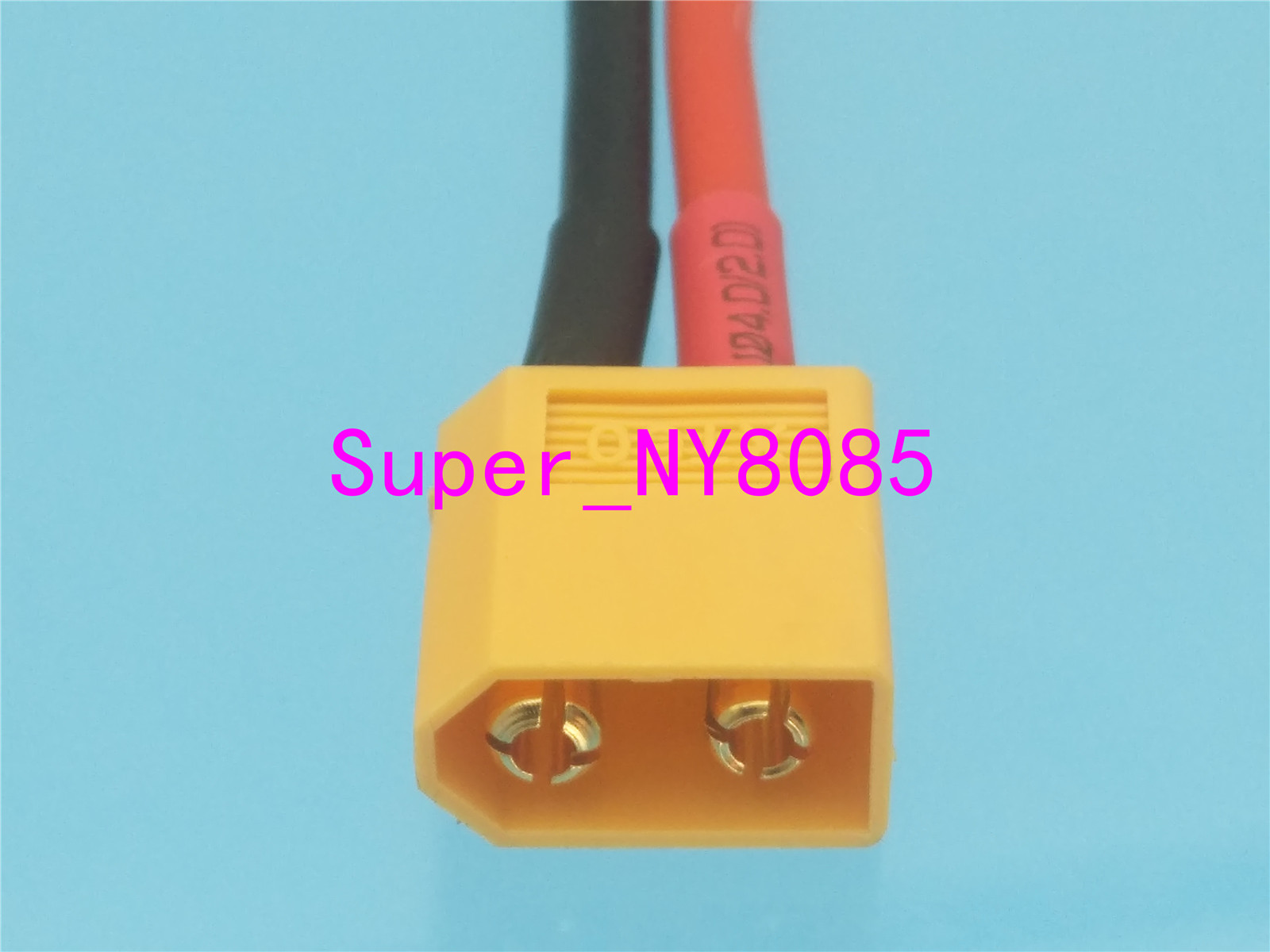 XT60 to Tamiya Adapter charger lead cable for Car Boat Lipo Battery