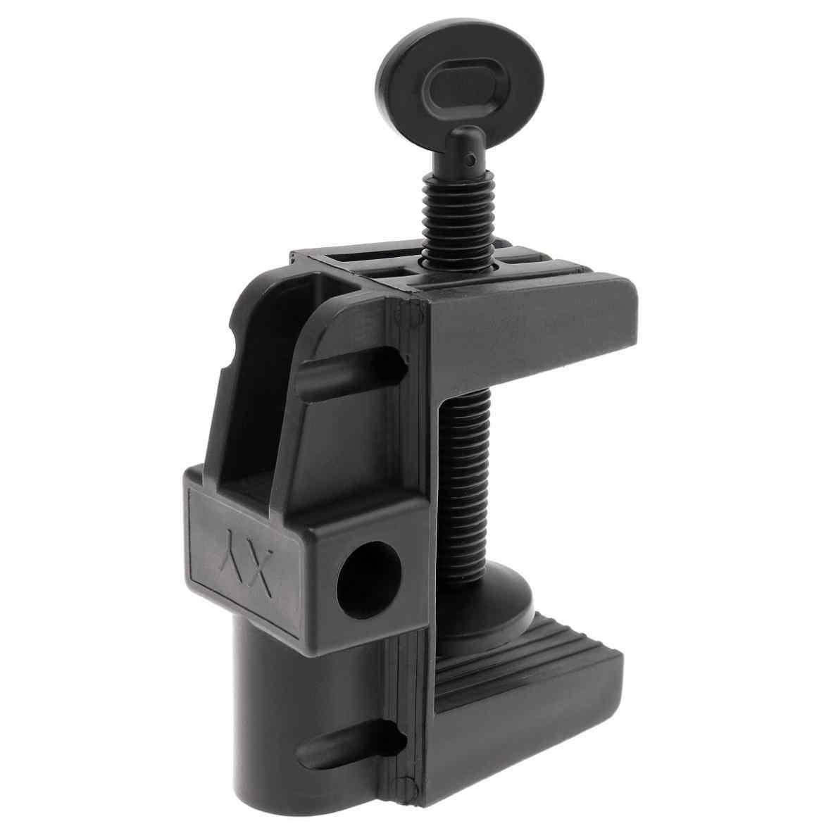 Universal Bracket CLAMP อุปกรณ์เสริม DIY โลหะคลิปอุปกรณ์สกรูยึดสำหรับไมโครโฟนโคมไฟตั้งโต๊ะโคมไฟ