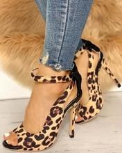 Summer Fashion Woman Shoes Sandals High Heels Thin Heel Ankle Peep Toe Wedding Pumps Zapatos De Mujer Sandalias  LP629 2020 summer fashion woman shoes sandals high heels thin heels peep toe party wedding pumps zapatos de mujer sandalias lp640