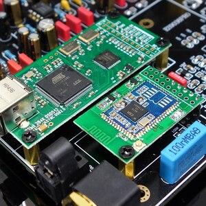 Image 4 - Dual AK4497EQ DAC AK4118 DAC decoder CSR8675 Bluetooth 5.0 support APTX HD DSD Coaxial fiber Input T0656