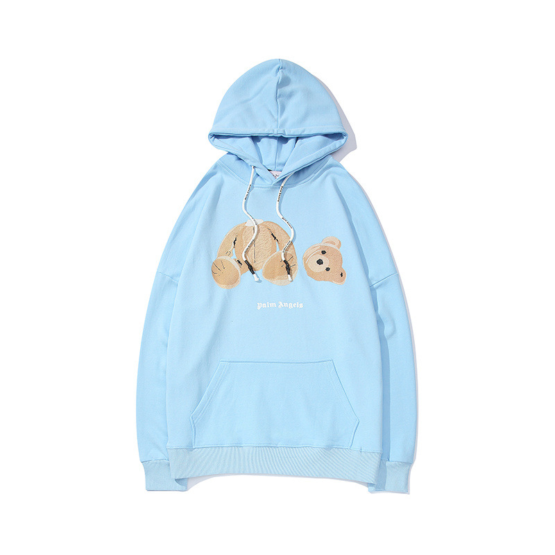 Decapitation Bear Printed Logo Hoodie 2019 Autumn And Winter Hot Selling