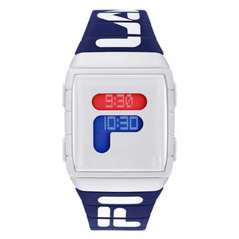 2020 Новое поступление, известный бренд, мужские и wo спортивные часы, повседневные, модные, силиконовые, нарядные, детские часы, унисекс, кварц...