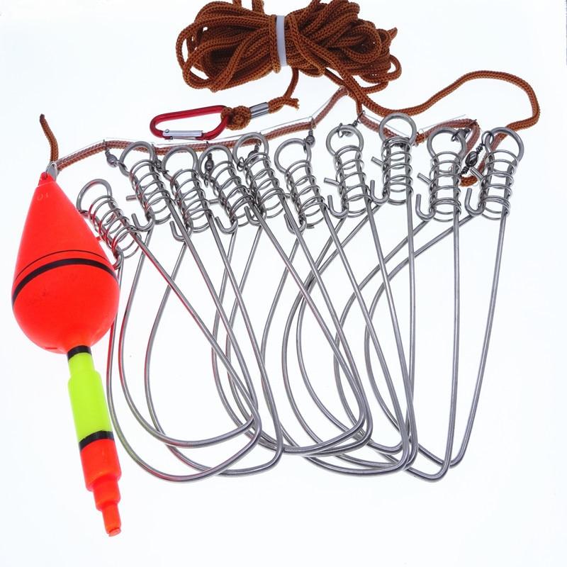 corrente stringer com float peixe vivo isca cinto bloqueio 03