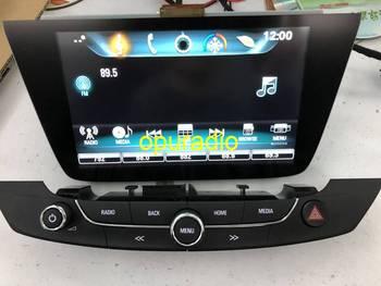 Darmowa wysyłka przycisk Menu dla LQ080Y5DZ10 ekran dotykowy G M Opel Astra Vauxhall Buick Chevy Chevrolet Delphi SEAT tanie i dobre opinie opuradio CN (pochodzenie) Dla gracza 500g LQ080YDZ10 8 0Inch Pakiet 1