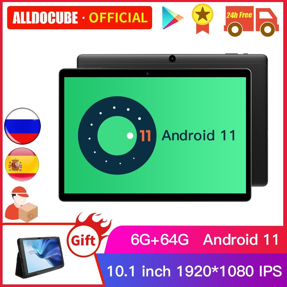 ALLDOCUBE iPlay20S 2021 NEW 10.1 inch Android 11 6GB RAM 64GB ROM iplay 20S tablets tablet PC