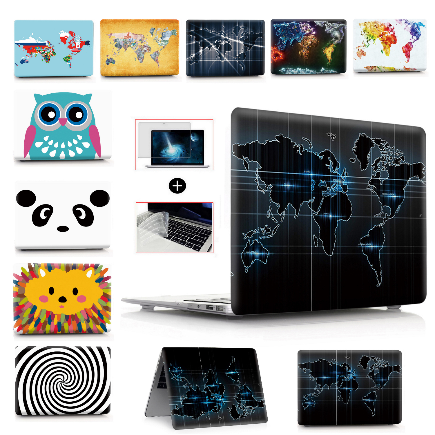 Fashion Personality Hard Case for Macbook 33