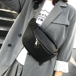 Rindsleder Taille Pack Frauen Designer Echtem Leder Crossboday Tasche Zip Tasche Funktionelle Geld Telefon Brust Pack Unisex Gürtel Tasche