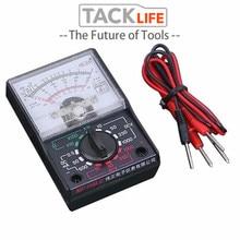 цена на TACKLIFE Mini MF110 Digital Multimeter LCD DC AC Voltmeter Ammeter Ohm Tester AC/DC Voltage Digital Ampere Power Meter Test
