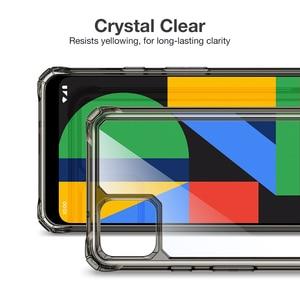 Image 3 - ESR Transparent Protect Case for Google Pixel 4 XL Black Orange Brand Clear Shockproof Protective Phone Cover for Google 4XL