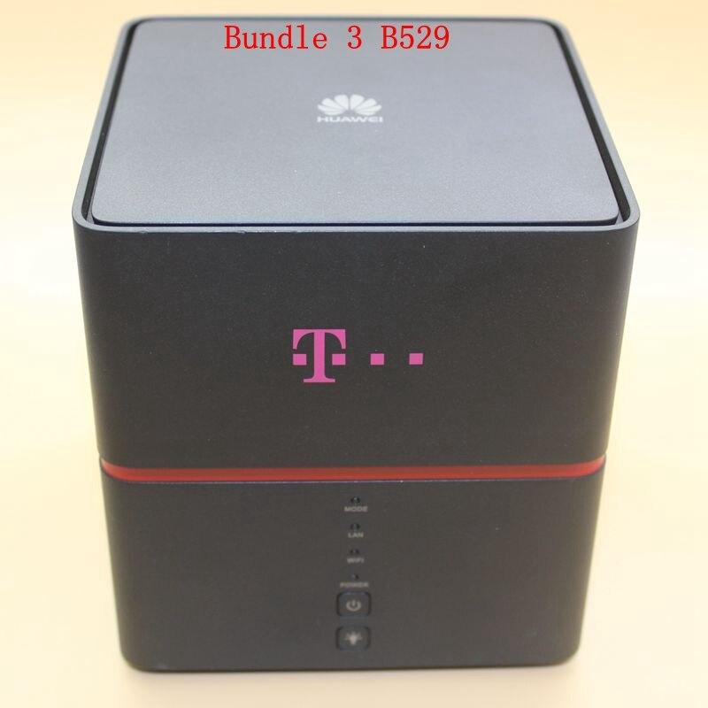 Unlocked New Huawei E5170 B529 B5284G LTE Cat. 6 Mobile Hotspot Gateway 4G Homenet Router 4G CPE Wireless Router PK Huawei B525