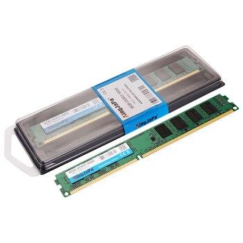 KingJaPa DDR2/DDR3 1GB/2GB/4GB/8GB/16GB 1600MHz/1333MHz/800MHz Desktop RAM