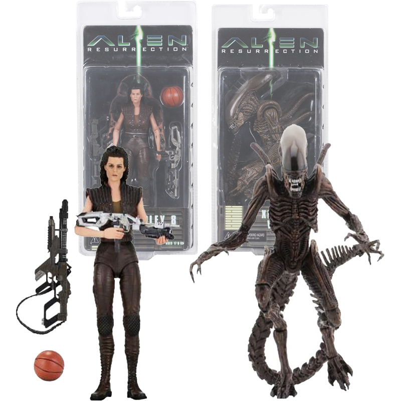 Nouveau Neca Alien Resurrection Xenomorph Warrior ACTION FIGURE RARE