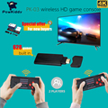 POWKIDDY USB wireless handheld mini video game console with built-in 3000mm 4K classic video game console supports HD output